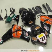 Комплекты пластика Honda CBR1000RR 2008-2011 HM PLANT.