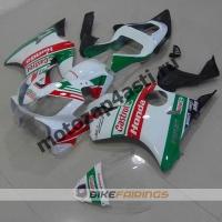 Комплект мотопластика Honda CBR600 F4i 01-07 CASTROL-2.