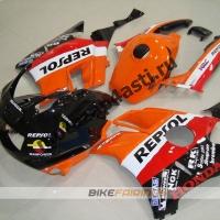 Комплект пластика Honda CBR600FS 91-94 REPSOL.