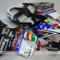 Комплект мотопластика Honda CBR600 F4i 01-07 EUROBET.