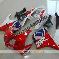 Комплект пластика Honda CBR900RR 96-97 Красно-бело-синий.