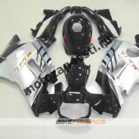 Комплект пластика Honda CBR900RR 94-95 Черно-Серебристый.