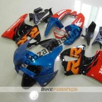 Комплект пластика Honda CBR900RR 98-99 Сине-красно-черный.