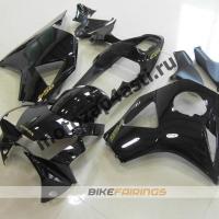 Комплект мотопластика Honda CBR954RR 2002-2003 Черный-2.