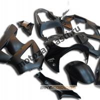 Комплект Мотопластика Honda CBR929RR 00-01 Черный матовый.