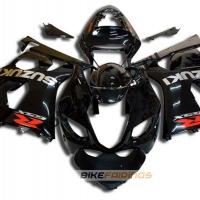 Комплекты пластика Suzuki GSXR1000 03-04 Черный-1.