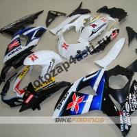 Комплекты пластика Suzuki GSXR1000 09-13 BRUX.