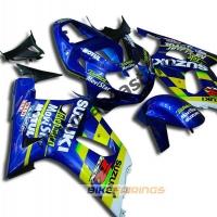 Комплект мотопластика Suzuki GSXR600-750 01-03,GSXR1000 00-02 MOVISTAR-1.