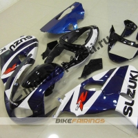 Комплекты пластика Suzuki TL1000R 98-02 Бело-Фиолетовый.
