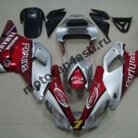 Комплект Пластика Yamaha R1 00-01 Fortuna