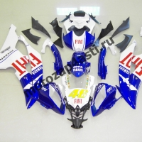 Комплект Пластика Yamaha R6 08-09 FIAT #1