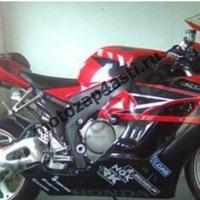Комплект пластика Honda CBR1000RR 2004-2005 Штатный Красно-черный-1