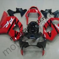 Комплект Мотопластика Honda CBR954RR 2002-2003 красно-черный-1