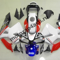 Комплект Мотопластика Honda CBR600RR 03-04 Lee