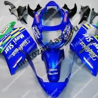 Комплекты пластика Honda CBR1100xx Movistars.