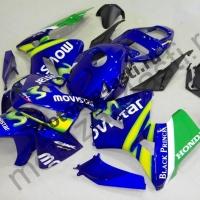 Комплект Мотопластика Honda CBR600RR 05-06 Movistar