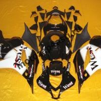 Комплект Мотопластика Honda CBR600rr 09-12 West.