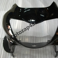 Морда Honda CBR600F4 1999-2000 Цвет: Черный