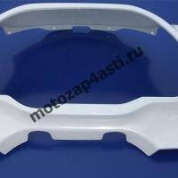 Пластик вокруг приборной панели Kawasaki ZZR400 II.