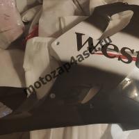Honda cbr600 f4i Правый боковой пластик West