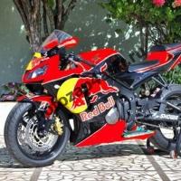 Комплект пластика Honda CBR1000RR 2004-2005 RedBull-2 Red