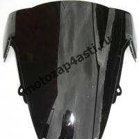 Ветровое стекло GSXR1000 K3-К4 03-04 Дабл Бабл Черный