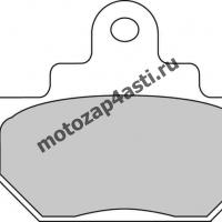 Колодки тормозные ST011 (EBC FA106)