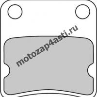Колодки тормозные ST009 (EBC FA178/257)