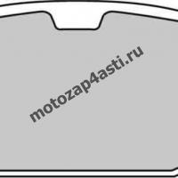 Колодки тормозные ST021 (Nissin 2p-278 EBC FA169)
