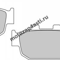 Колодки тормозные ST022 (Nissin 2p-204 EBC FA140)