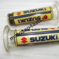Ручки резиновые(гелевые) Suzuki