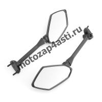 Зеркала Kawasaki Ninja 650R/ER-6F 09-15, Z1000SX 11-16, Ninja 1000/400R, ER-4F.