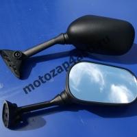 Зеркала для  SUZUKI GSXR 600 / GSXR750 04-05 Черные #6032