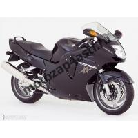 Комплекты Мотопластика Honda CBR1100XX BlackBird