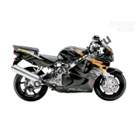 Комплекты Мотопластика Honda CBR900RR 96-97