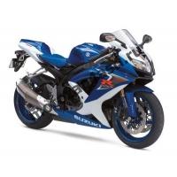 Комплекты Мотопластика Suzuki GSXR600-750 08-10