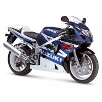 Комплекты Мотопластика Suzuki GSXR600-750 01-03, GSXR1000 00-02.