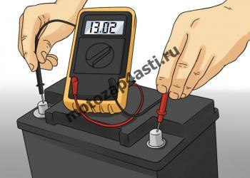Хорошая Статься для проверки Реле Зарядки (реле регулятора)