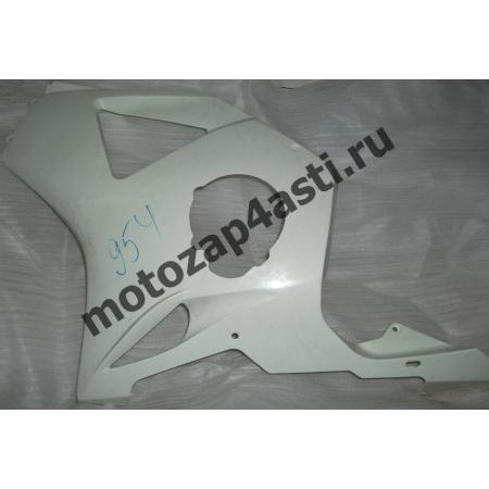 Боковинка Honda CBR954rr 02-03 левая (под покраску)