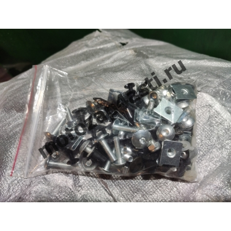 Комплект всего крепежа мотопластика Honda CBR600rr 03-06
