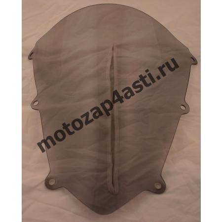 Ветровое стекло CBR600rr Дабл-Бабл 2007-2011 Дымчатое