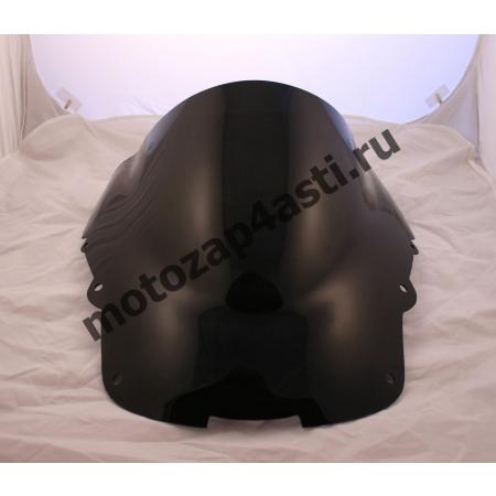 Ветровое стекло CBR1100xx Дабл-Бабл 96-07 Черное