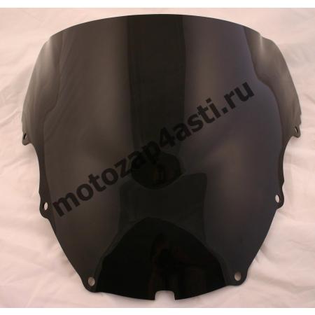 Ветровое стекло CBR600 F4 Дабл-Бабл 1999-2000 Черное