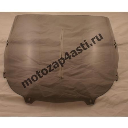 Ветровое стекло CBR400 NC29 90-99 Дабл-Бабл Дымчатое