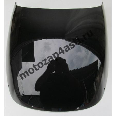 Ветровое стекло VFR400 NC24 Дабл-Бабл Черный