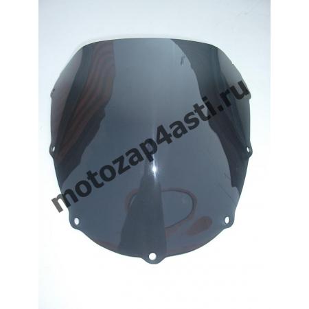 Ветровое стекло CBR954rr 02-03 Дабл-Бабл Дымчатое