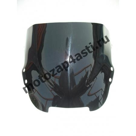 Ветровое стекло VFR750 94-97 Дабл-Бабл  Черное