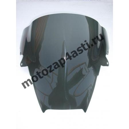 Ветровое стекло VFR800f Дабл-Бабл 1998-2001 Дымчатое