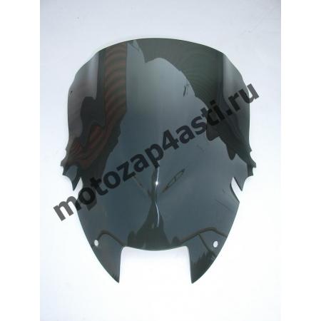 Ветровое стекло VTR1000 FireStorm Дабл-Бабл 98-00 Дымчатое