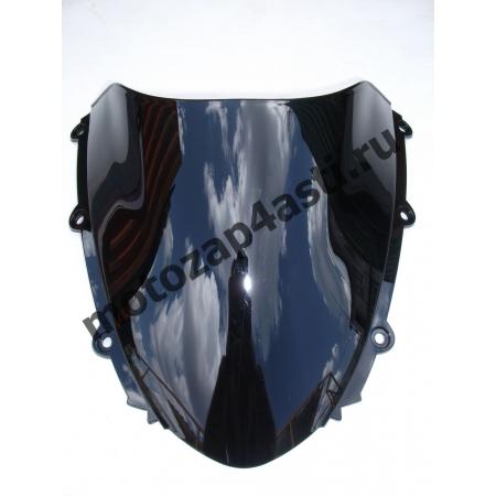 Ветровое стекло CBR1000rr 04-07 Дабл-Бабл Черное